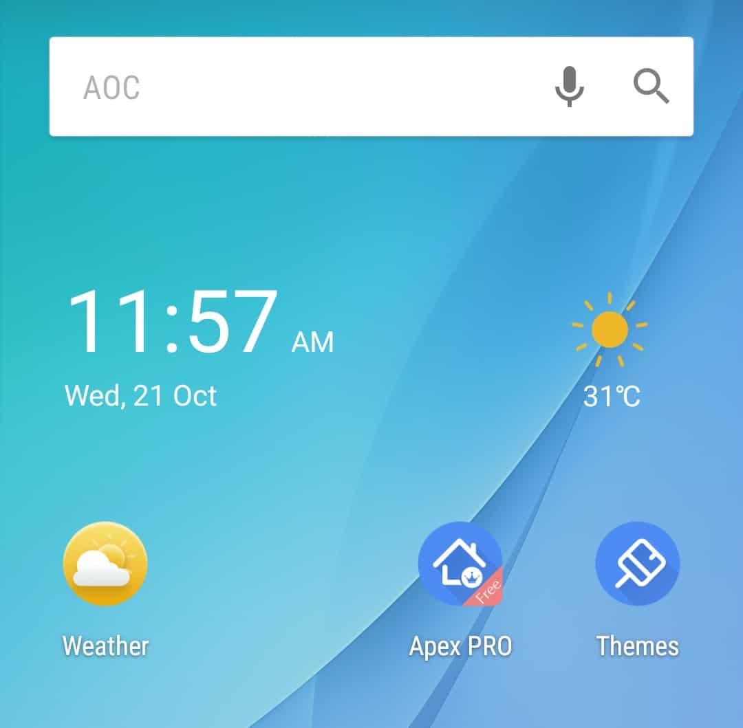 So ändern Sie die Schriftart unter Android