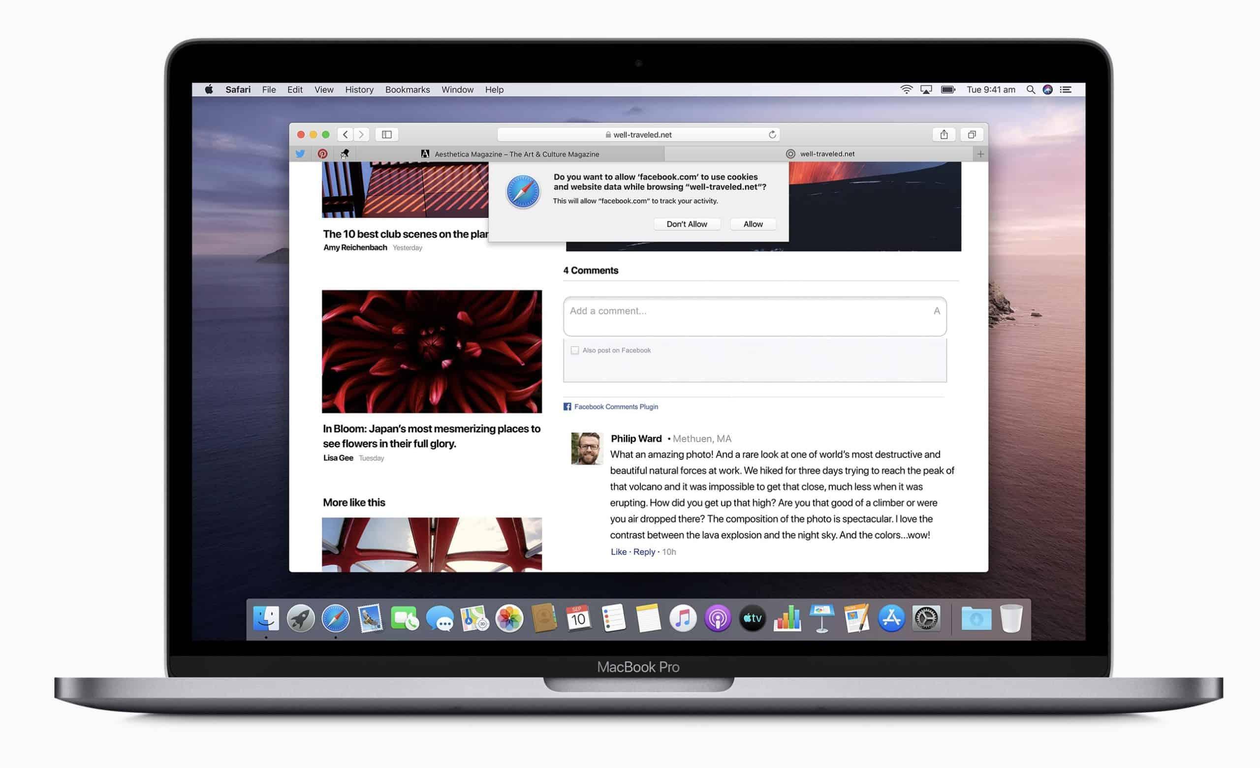 Hvad er standardbrowseren til macOS X