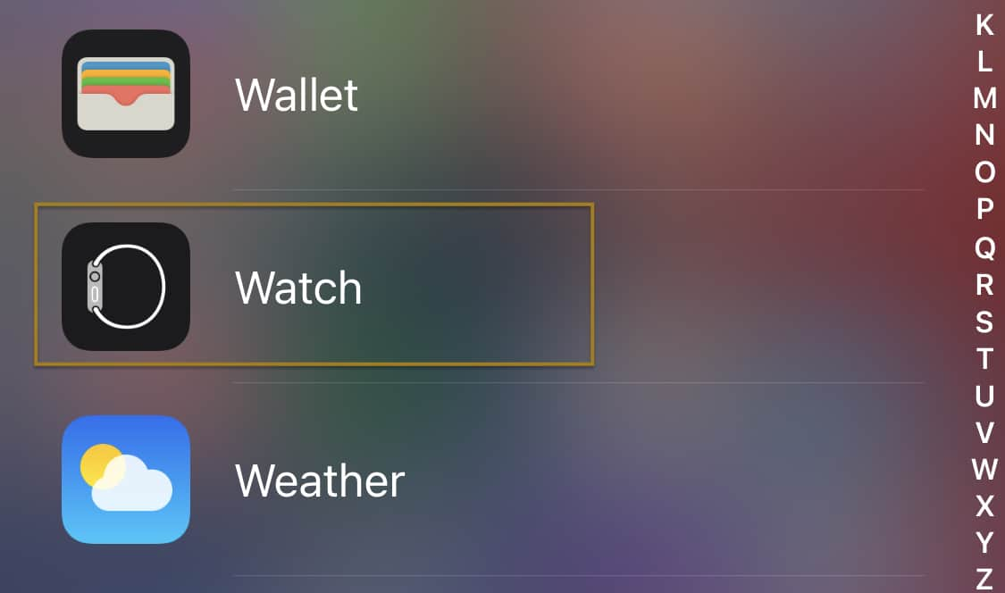 How to turn on Handwashing mode on the Apple Watch