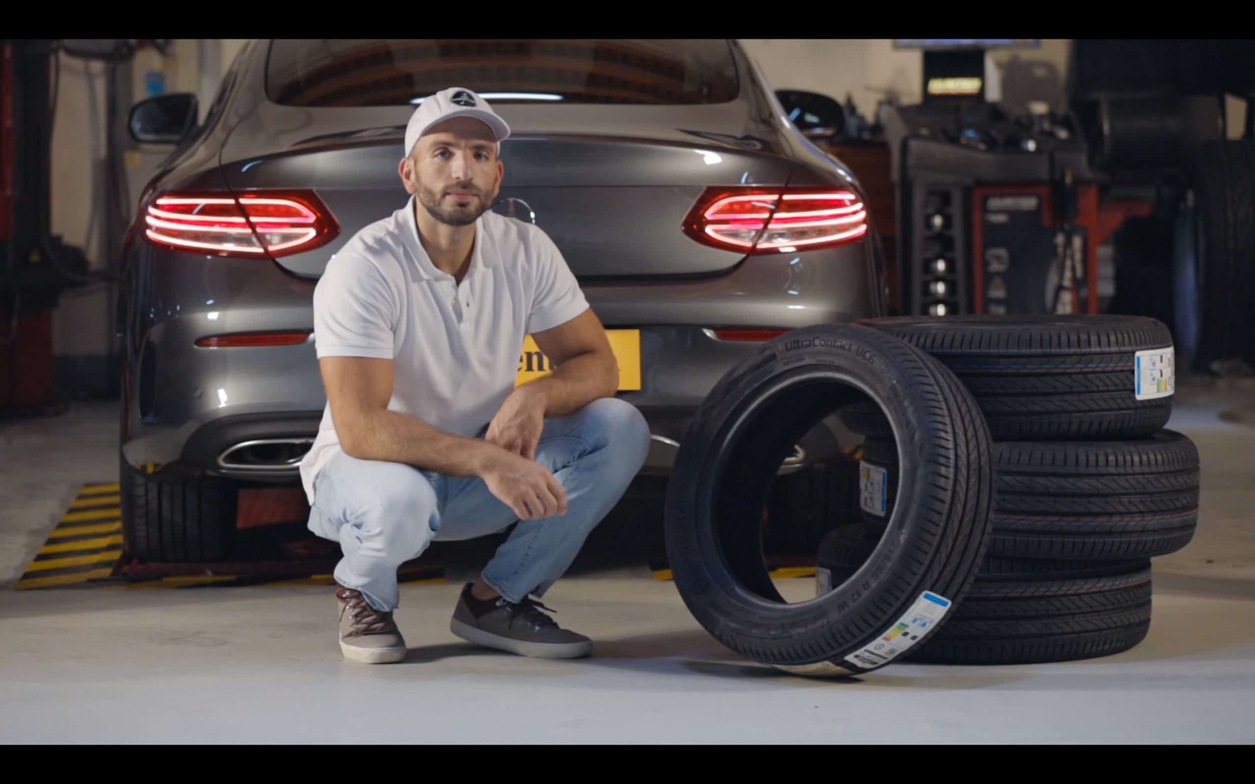 Continental launches 'Made For Your Drive' campaign to highlight the importance of choosing tyres that suit customers' lifestyles