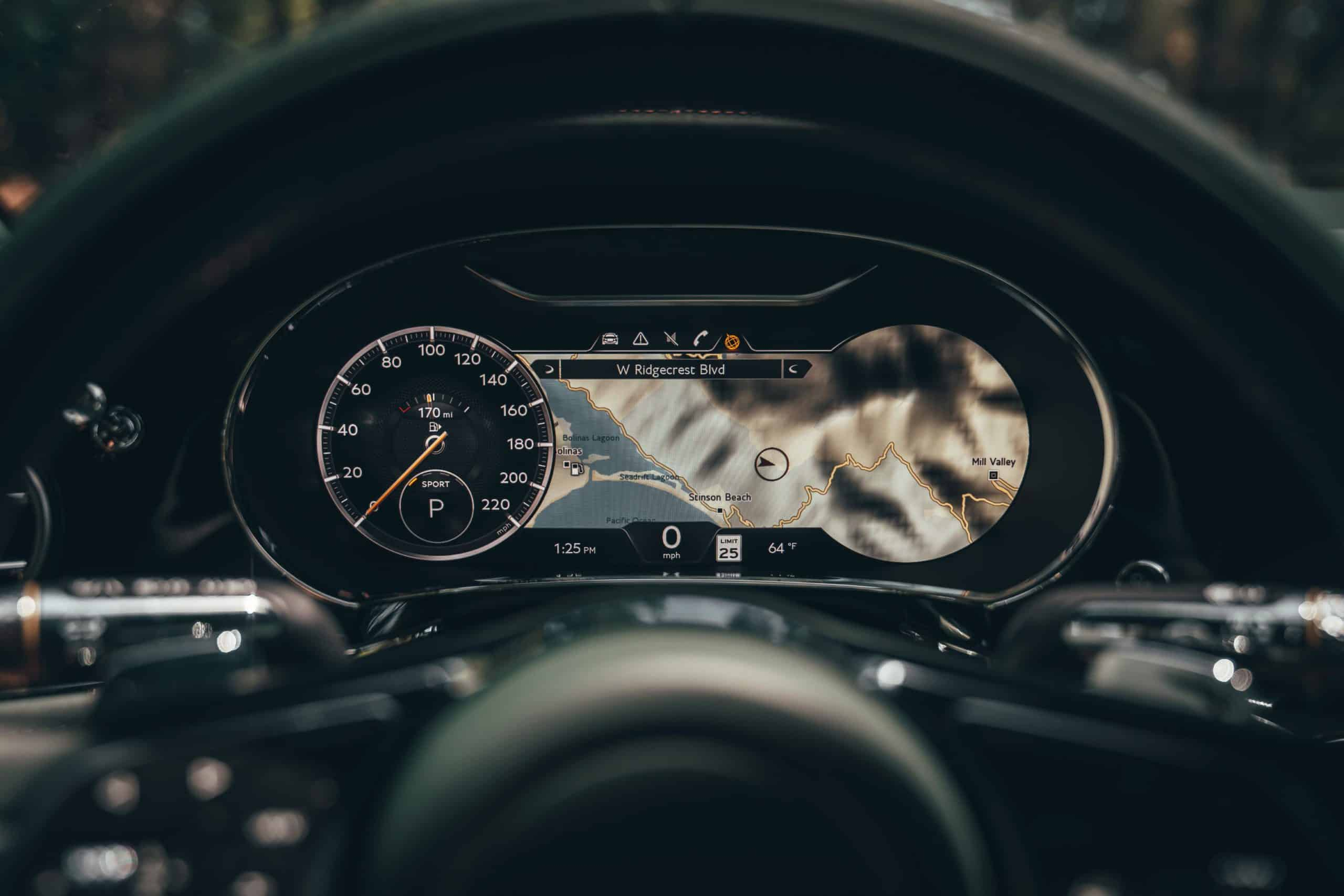 The Human Machine Interface team brings the Bentley Design to screens