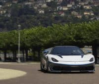 Automobili Pininfarina And Deutsche Telekom Create The World's First Globally Connected Hypercar