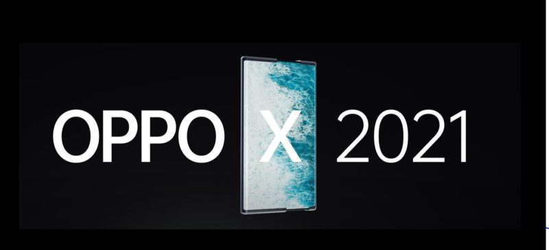 Oppo Unveils Innovative Rollable Smartphone