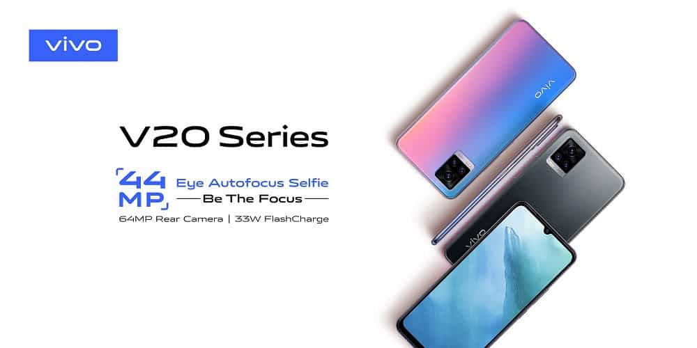 Vivo Launches V20 Series, flaunts industry leading front camera capabilities