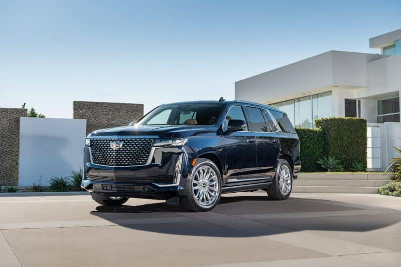 The All New 2021 Cadillac Escalade is Now on Sale in the UAE