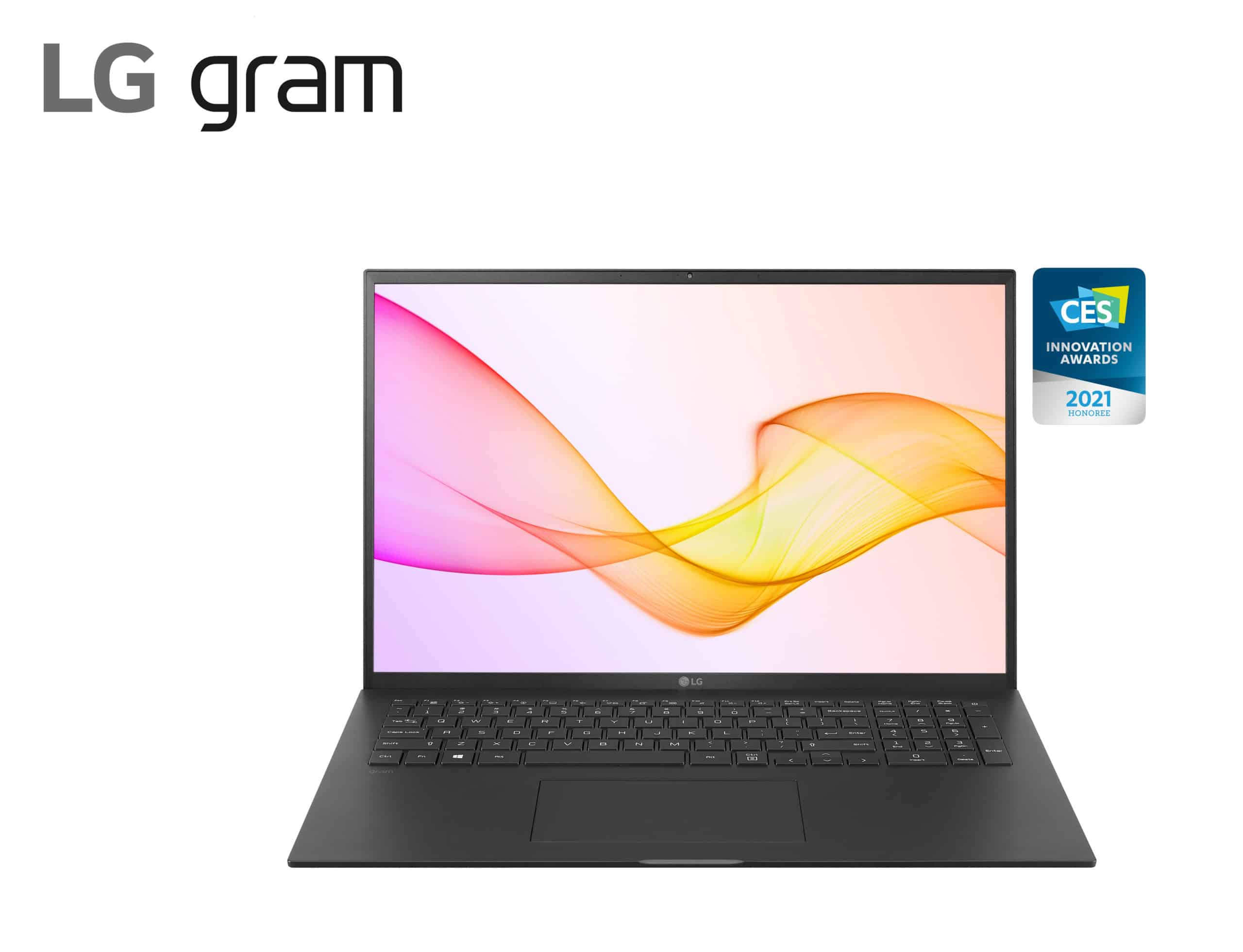 LG'S 2021 GRAM laptops stun with large 16:10 aspect ratio screens and sleek new design
