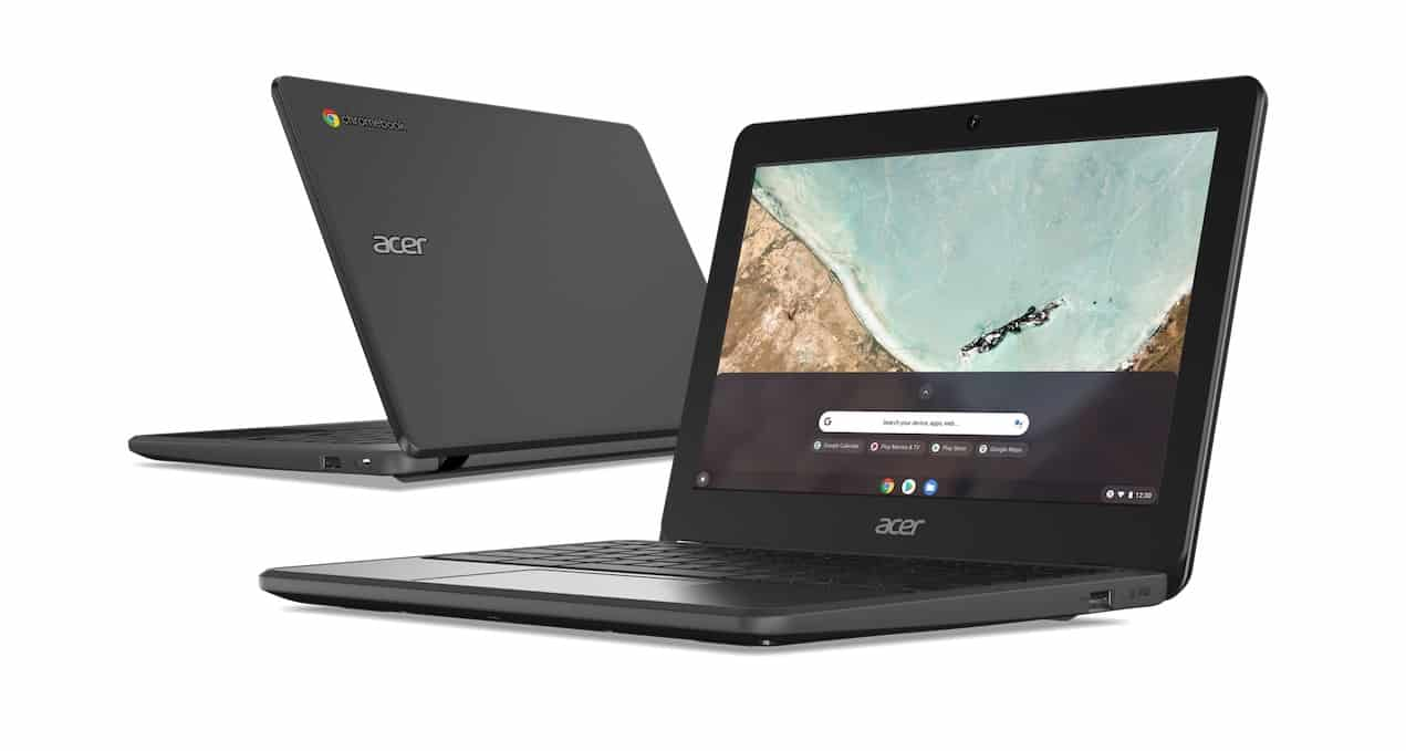 Acer Releases Pair of New 11-inch Chromebooks for Education
