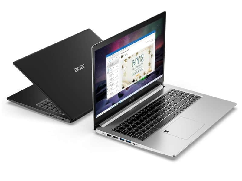 Acer Introduces Nitro and Aspire Notebooks Powered by New AMD Ryzen 5000 Series Mobile Processors