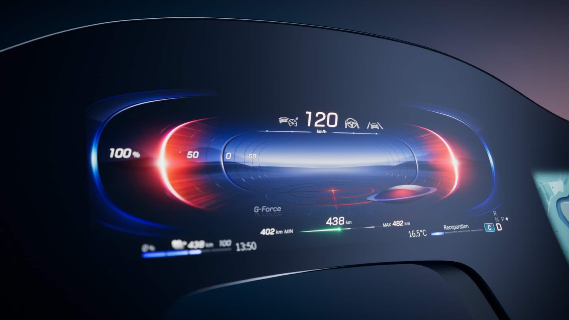 Mercedes-Benz introduceert EQS met unieke MBUX Hyperscreen: de grote in-car cinema