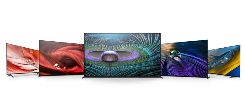 """Sony Electronics Announces New BRAVIA XR 8K LED, 4K OLED and 4K LED Models with New """"Cognitive Processor XR"""""""