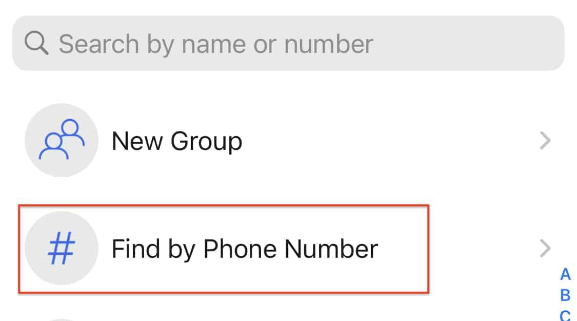 Kako dodati kontakte u aplikaciji Signal Messaging