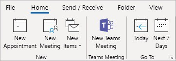 Como adicionar o suplemento Microsoft Teams no Outlook