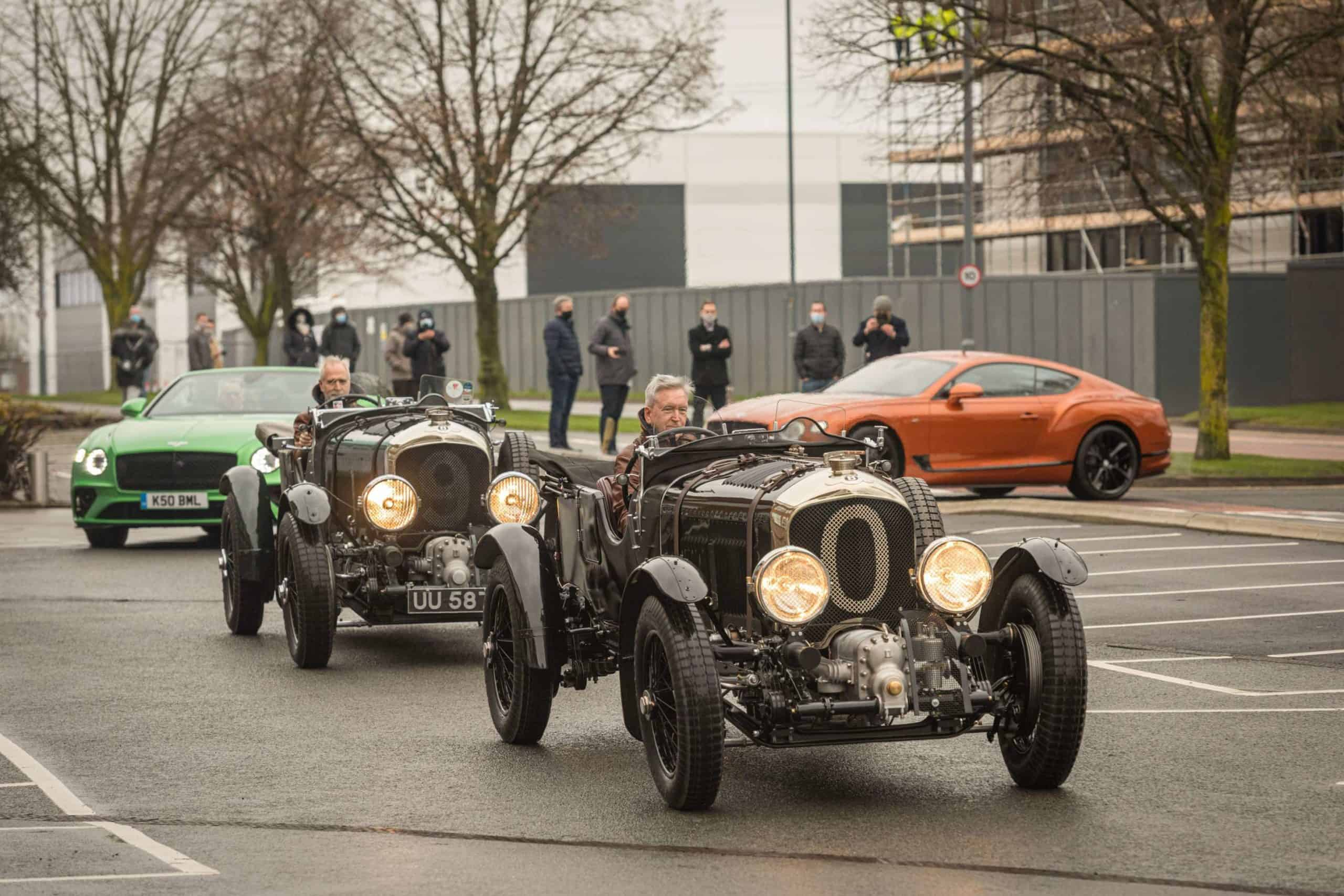 Bentley Motors celebrates the official opening of their new campus