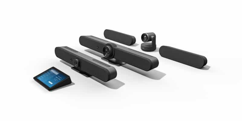 Logitech announces the next generation of video collaboration solutions