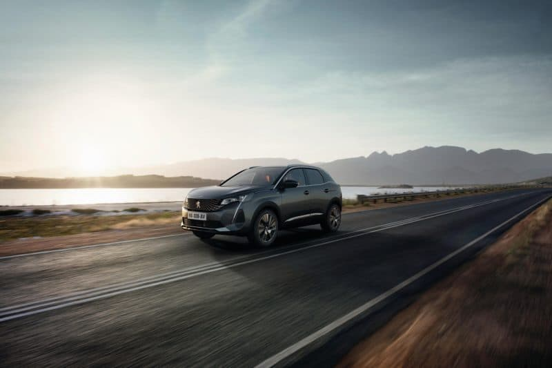 PEUGEOT unveils the All New 3008 SUV
