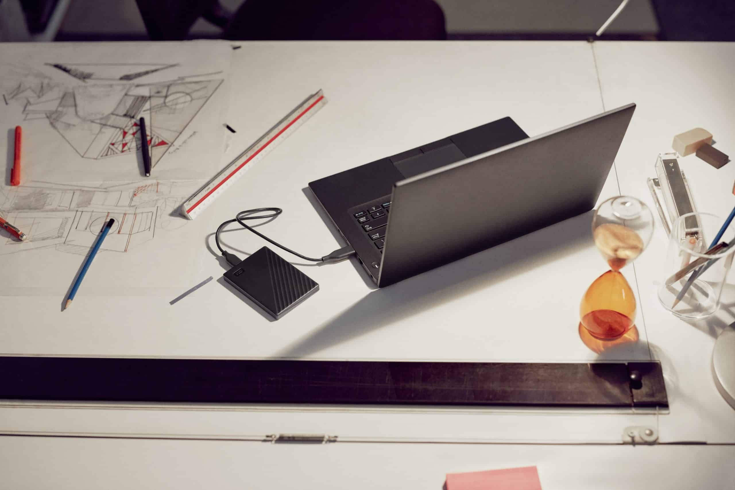 Western Digital offers product solutions to help users get organized, stay connected and maintain productivity while working from home/e-learning.