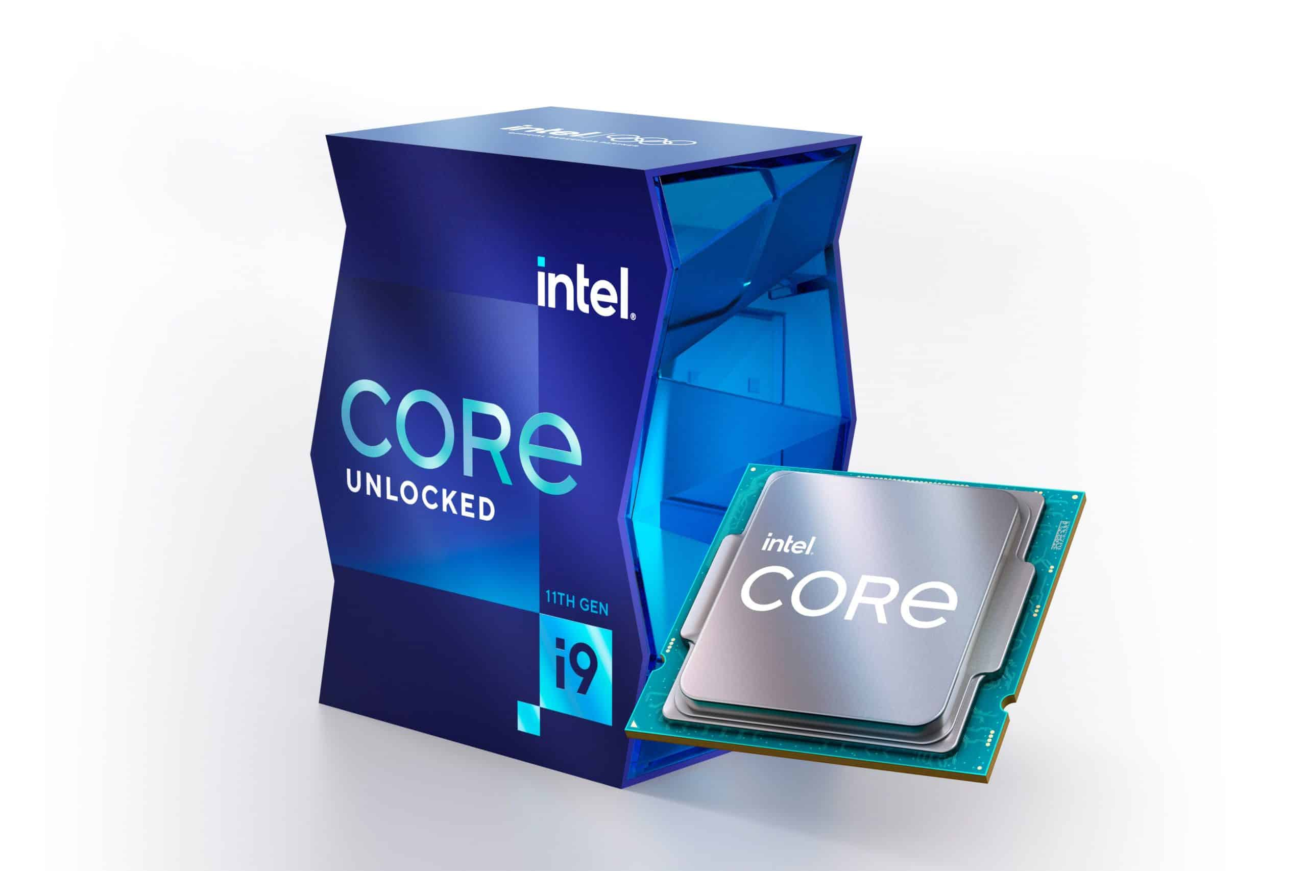 Intel announces the worldwide launch of the 11th Generation of Intel Core processors
