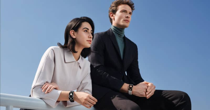 Huawei introduces all new HUAWEI WATCH FIT ELEGANT in the UAE