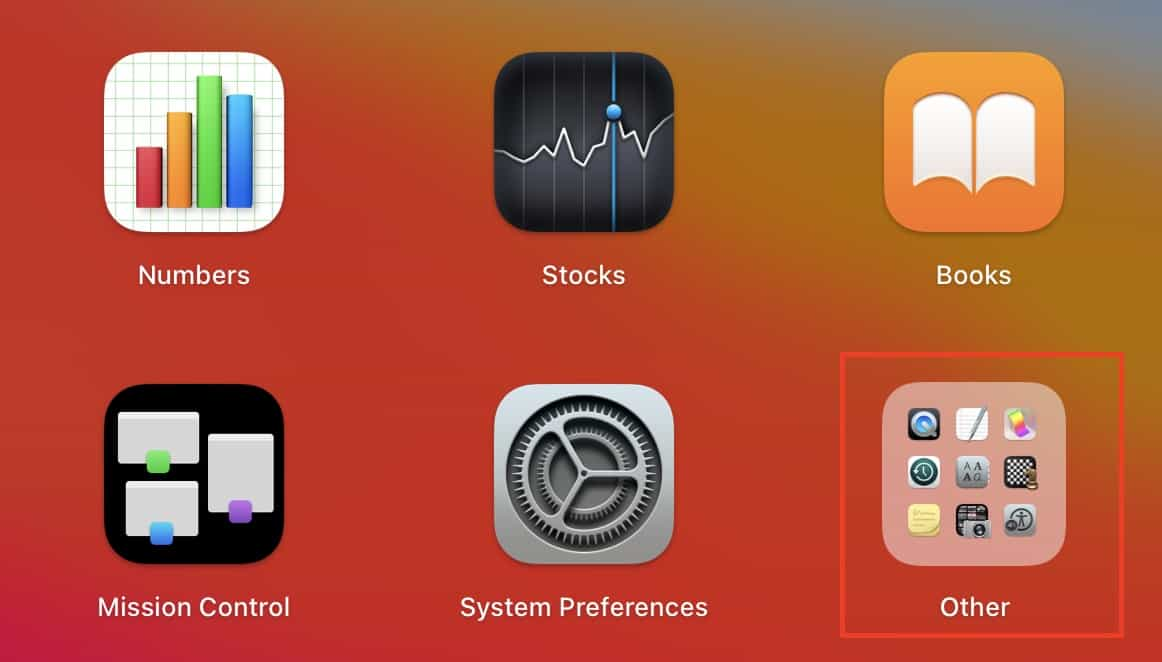 How to check the CPU usage on a Mac
