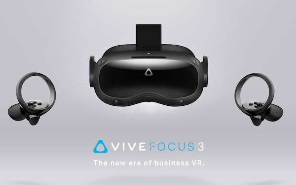 HTC VIVE brings two new VR headsets to UAE