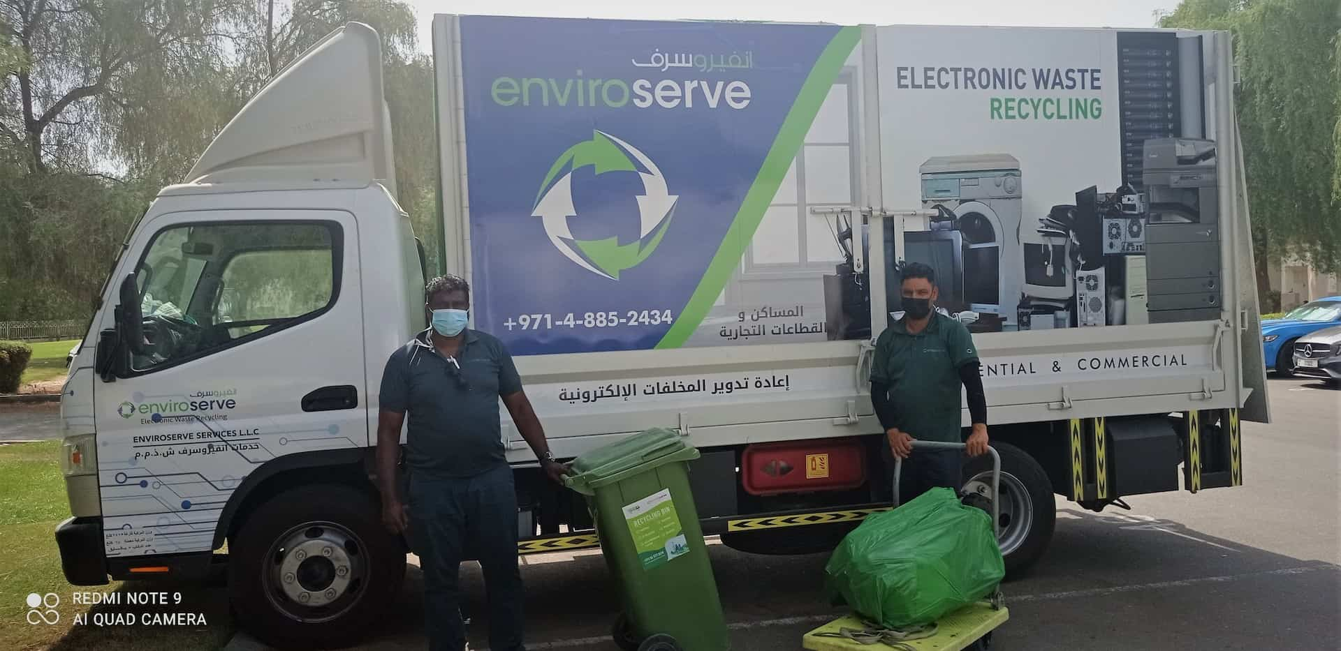 """""""Green Truck"""" helping UAE become more sustainable"""