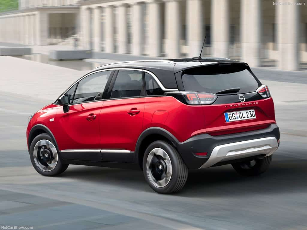 New Opel Crossland Makes its much awaited UAE Debut
