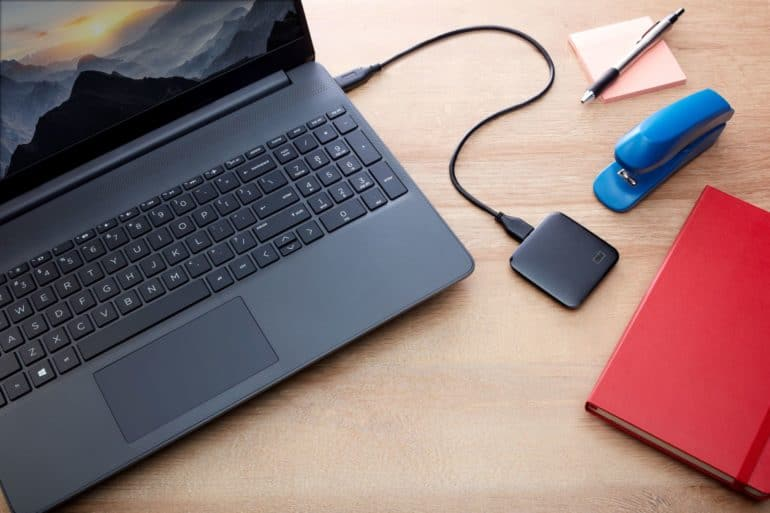 Western Digital Offers New, Pocket-Sized Portable SSD to Mainstream Consumers
