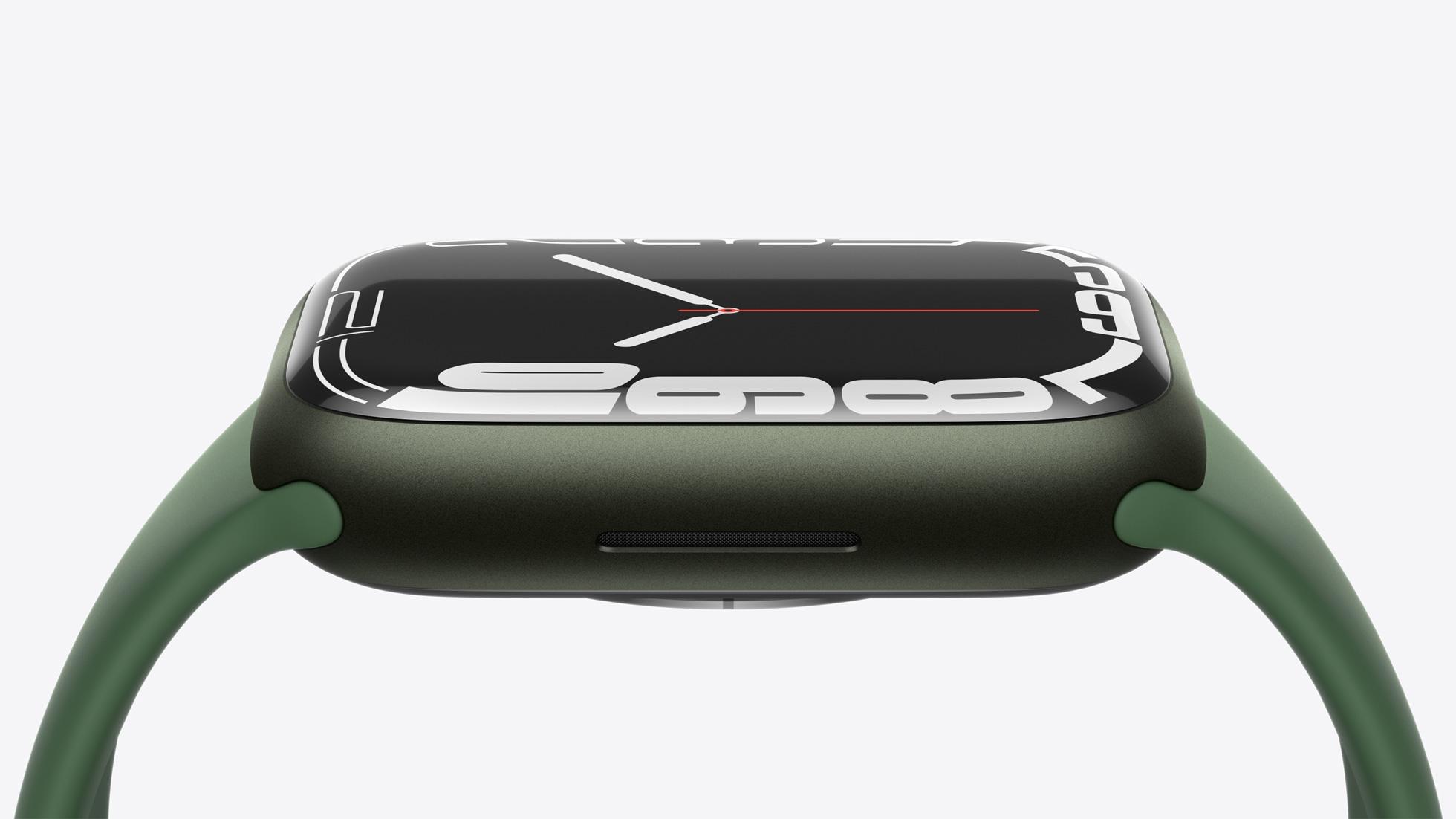 Apple Watch Series 7 sifarişləri 8 oktyabr Cümə günü başlayır