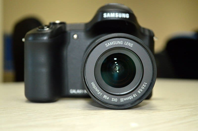 Samsung Galaxy NX anmeldelse